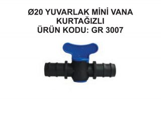 BARBED MINI VALVE